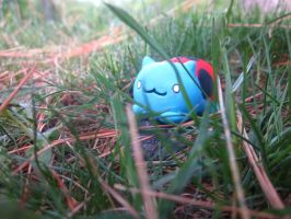 BUILD A LITTLE FENCE AROUND IT!! by PokeSculpt-a-Mon