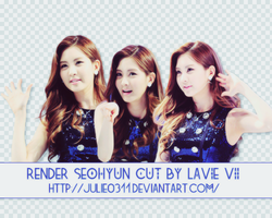 [PACK PNG] Pack PNG Seohyun Cut By Lavie Vii by julie0311