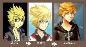 improvement meme roxas by loonytwin