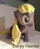 Derpy Hooves by CeltysShadow