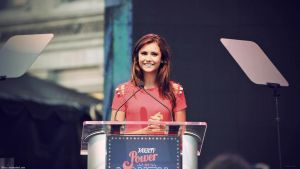 Nina Dobrev Varietys Power of Youth 2013 by 2micc