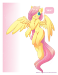 My Little Fluttershy by YokoKinawa