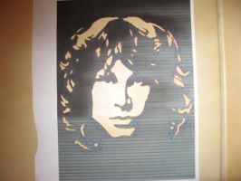 Jim morrison by Hey568