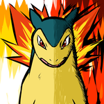 Typhlosion Light | Dark by ishmam