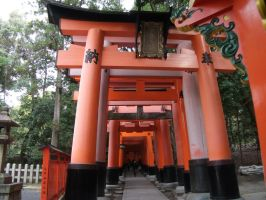 Kyoto Temple Japan by chaobreeder16