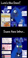 Luna's New Game? by treez123