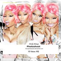 #1 Nicki Minaj Photoshoot by CrazyPhotopacks