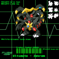 FUSE CORP Ultimate Zekrom by black-013