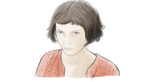Amelie Super Rough Pass by ThisIsArtMaybe