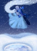 Jack and Snuri Winterdance by XenophiaSynesthesia