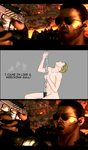 Wesker Ball by bryzunovrokks
