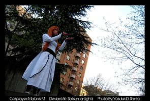 Orihime Inoue: All this Time.. by Satsuma-Lights