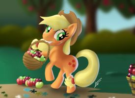 Apple season by TavoGDL