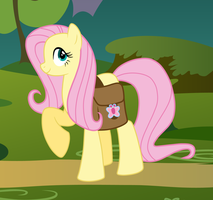 Fluttershy by Mother-of-Trolls