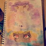 Sun And Moon by fairyquartz