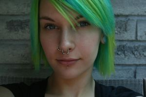 Pixie hair by asphyxiatedMorphine