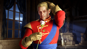 Flower for the Inquisitor - Cullen by BloodberryCrime