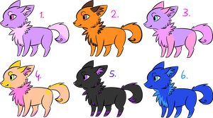 Fox Adopts (open) by jae-adopts