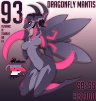 Adoptable - 93 by Vethrax
