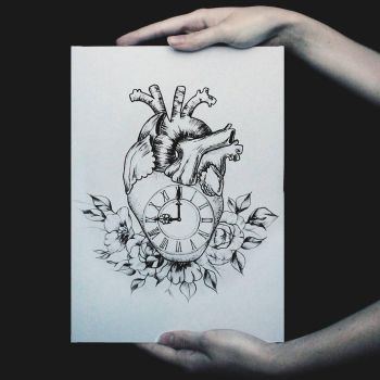 heart | time by KaterinaBayer