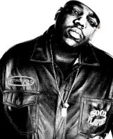 The Notorious B.I.G. by Tamile