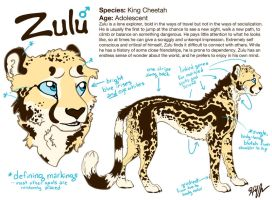 Zulu Color Chart UPDATED by Nukaleu