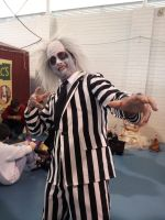 Beetlejuice! Beetlejuice! Beetlejuice! by Roses-and-Feathers