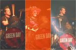 Tre Cool- Green Day by coolkidelise