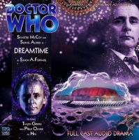 Doctor Who-Dreamtime cover by jimg1972
