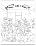 Cover for Nacos and a Movie by FuschiaPheonix