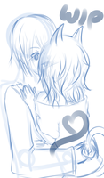 WIP: Kiss by Tsurana