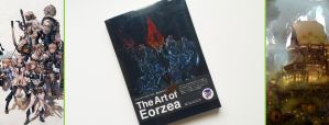 Video Art Book Review: The Art of Eorzea FFXIV by CGCookie