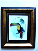 Toucan in Quilling by eidatwong