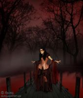 At the lake... of blood by adunio