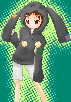 Rabbit Sweater by GIFH