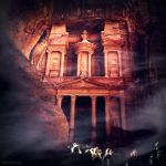Rose Red Temple by lostknightkg