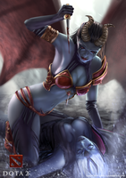 DotA2: Pain and Vengeance by Raphire