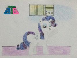 Isn't my air conditioner fabulous? by DON2602