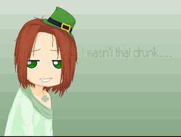 St. Pat. by PurpleKakashi
