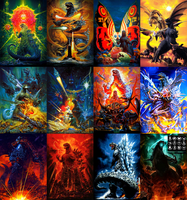 Zilla Posters by BLZofOZZ
