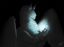 His Light by soulshelter