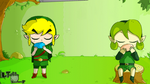 Saria Around The World : Forest - LTE-T AnimaTion by LeTourbillonEnchanT