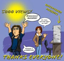 5000 Pageviews, Thank You! by MarcusSmiter