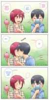 ++Kiss: Mouth (Cute)++ by hissorihaka