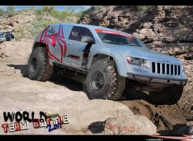 Grand Cherokee Extreme :TE2: by Zer0Gfx