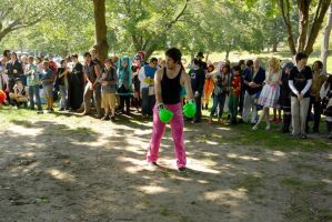 14 Cosplay Picnic On the Common, the Battle Ring by Miss-Tbones