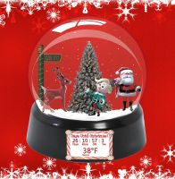 Christmas Snow Globe  Small  by Ionstorm v1.1 by ionstorm01
