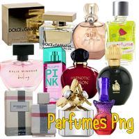 Parfumes Png Set1 by JEricaM