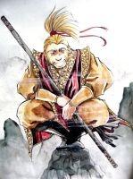 The Monkey King by tepaipascual