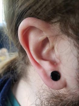 First piercings ever. by hkdesign